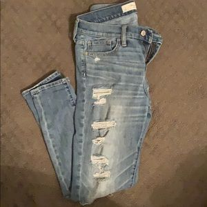 Best distressed denim ever